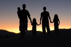 Taking stock of our lives: Family