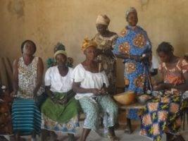 International Women's Day in Burkina Faso