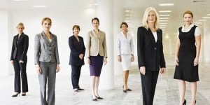 Women at the top: Professional women