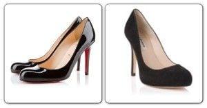 Christian Louboutin Shoes & LK Bennett Shoes