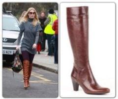 Claudia Schiffer & Jones Bootmaker Boots
