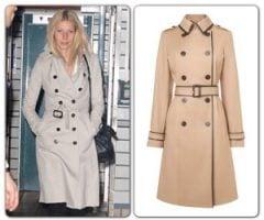 Gwyneth Paltrow & LK Bennett Trench Coat