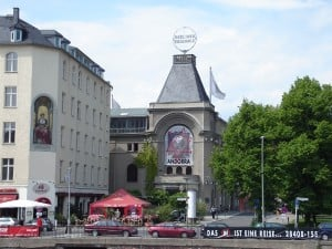 Notes from a globetrotter: The Berliner Ensemble