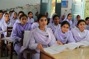 Malala's best friend: shot in the heart