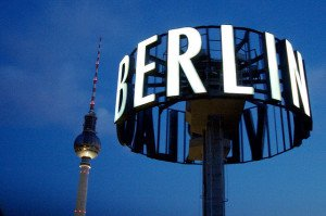 Notes from a globetrotter: Berlin-Bound