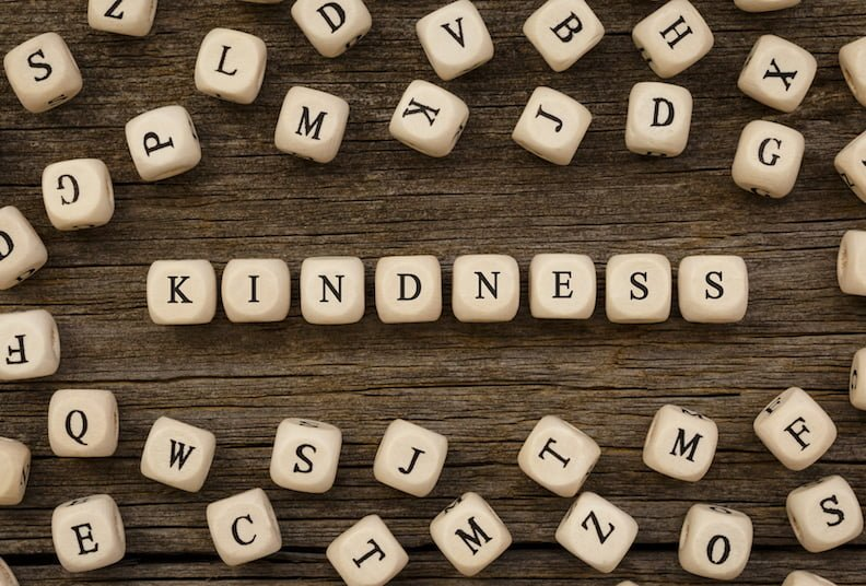 Kindness: changing the world, one act at a time