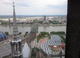 Cologne by bike