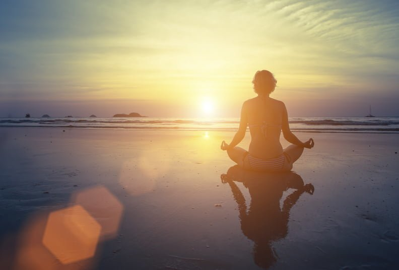 The meditation question