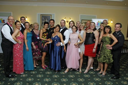 Strictly Learn to Dance participants