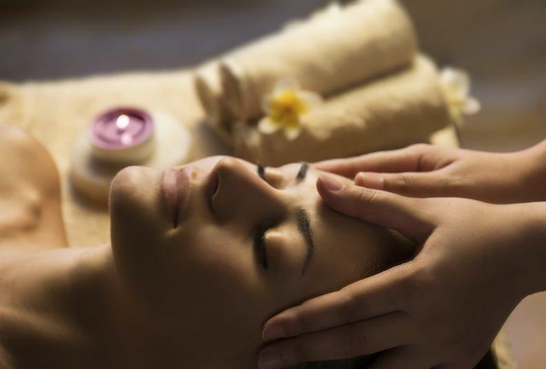 Tri-dosha massage oil
