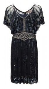 The perfect little black dress for the festive season