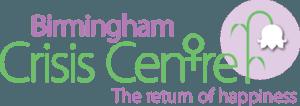 Logo for Birmingham Crisis Centre