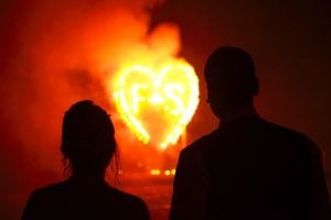 love-on-fire