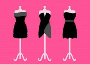 Picking the perfect party dress
