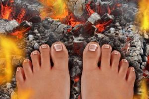 Firewalking - article
