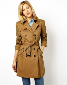 Classic trench from rstyle.me