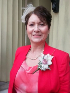 Julie Bailey, CBE