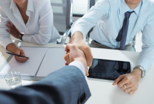 You're hired… an equal decision?