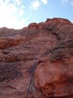 Inspiring things to do: rock climbing