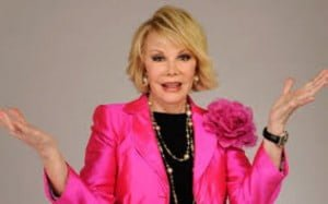 Joan Rivers remembered