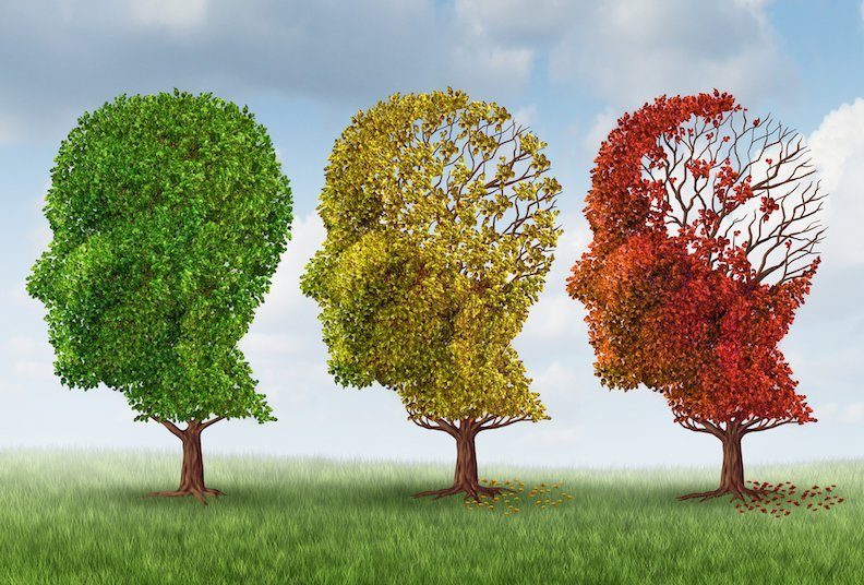 A different approach to dementia