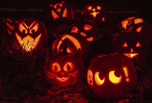 How to carve a pumpkin and pumpkin recipes