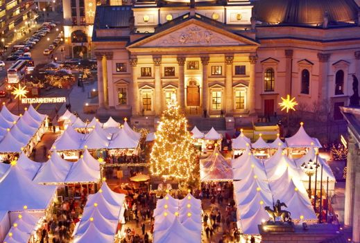 Spotlight on… Christmas markets