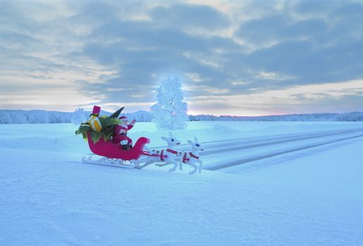 Christmas in Lapland: festive or futile
