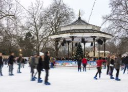 Winter Wonderland in London