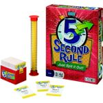 The 5 second rule game