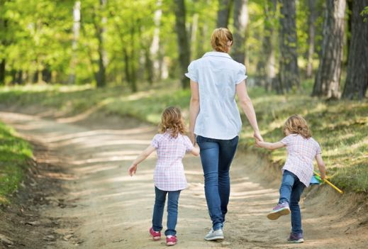 Caring for your children in a divorce