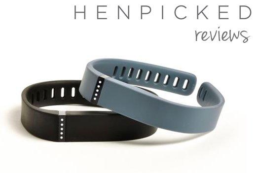 Henpicked reviews… Fitbit Flex activity tracker