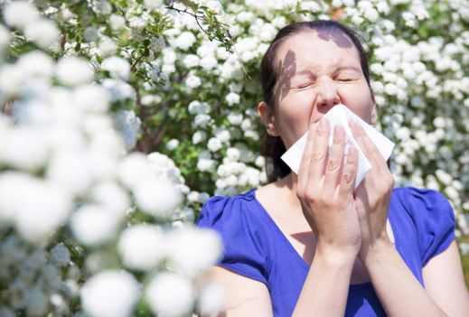 Hay fever? No thanks