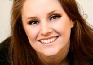 Louise Alder close up