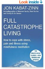 Book called Full Catastrophe Living