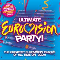 Ultimate Eurovision Party CDs