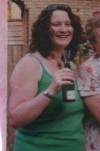 Helen before...