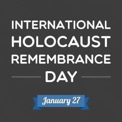 International Holocaust Remembrance Day - 27 January