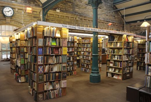 My favourite place: Barter Books