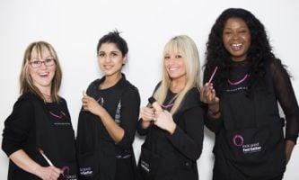 Look Good Feel Better beauty therapist volunteers