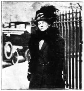 Suffragette: Emily Wilding Davison