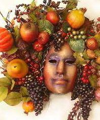 Pomona, the Roman goddess of fruit and trees