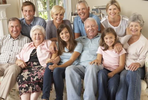 Making your house a home for elderly relatives