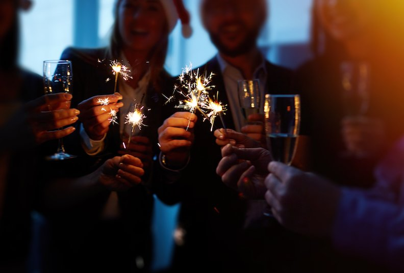 From office to party: our ten top tips