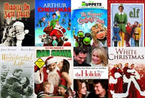 Compilation of Christmas films