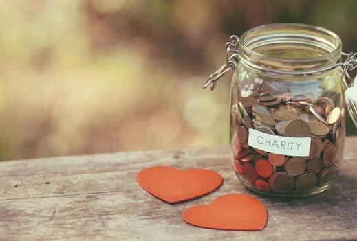 Charity: doing it my way