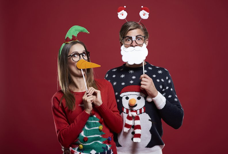 Christmas jumpers: love them or loathe them?