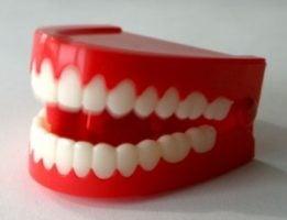 joke teeth smiling