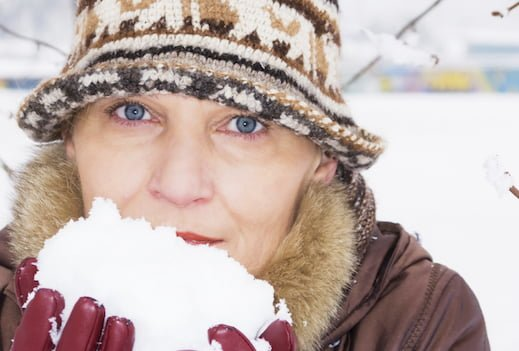 Top tips for healthy, hydrated winter skin