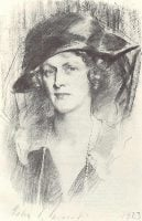 Nancy Astor portrait